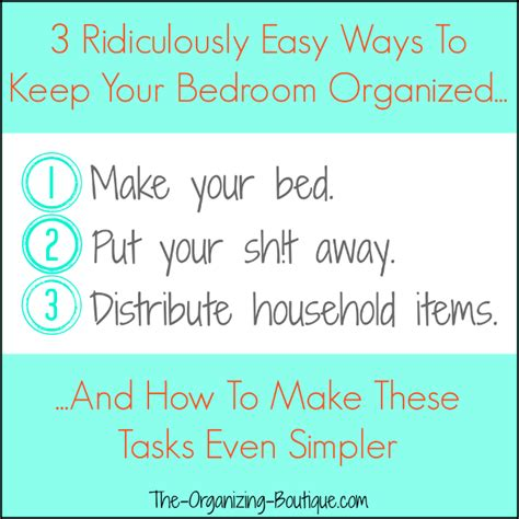 organization tips for bedrooms home design