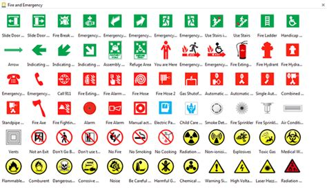 Emergency Evacuation Floor Plan Template by Fire Alarm Symbols Template Pictures To Pin On Pinterest