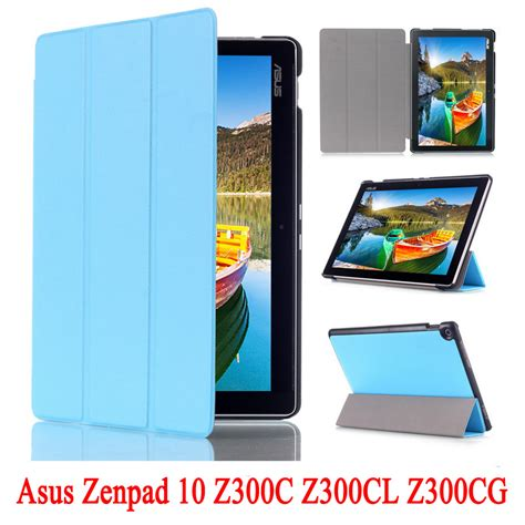 Tablet Asus Zenpad 10 Z300cl ᑐpu leather cover stand for for asus zenpad 10