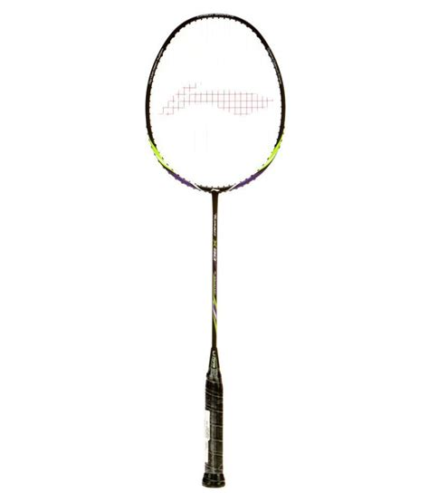 New Produk Lining Raket Lining Turbo X 90 Turbo X90 Original li ning turbo x 90 badminton racket black buy at best price on snapdeal