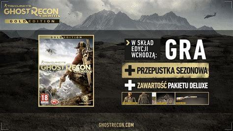 tom clancy s ghost recon wildlands pl gold edition ps4