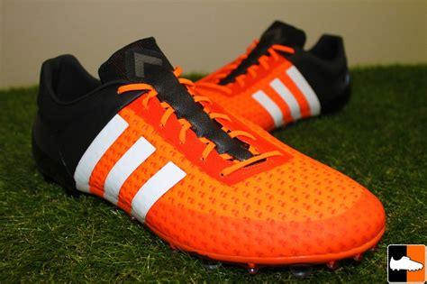 adidas ace 15 close ups amp unboxing orange white core