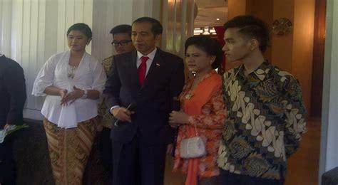 profil putra jokowi gibran gibran rakabuming raka anak sulung presiden jokowi yang