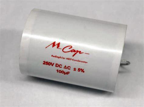 audiophile capacitor replacement mundorf mcap 100uf 250vdc sonic craft