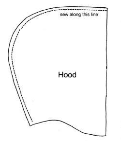 hood pattern shape hood shape pattern bing images