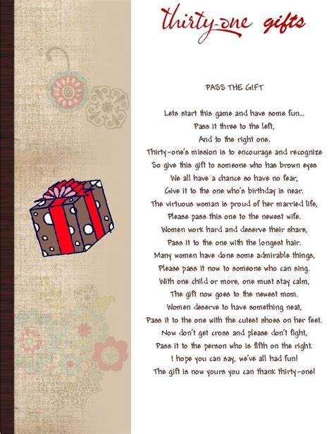 christmas games pass the gift idea large tote bags for thirty one