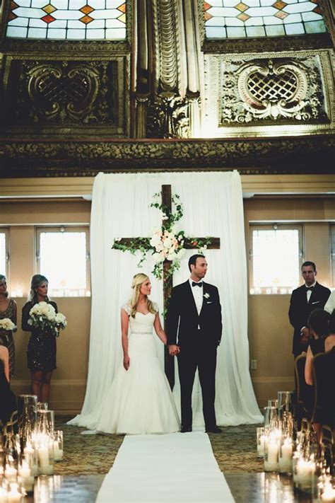 25  Best Ideas about Church Ceremony Decor on Pinterest