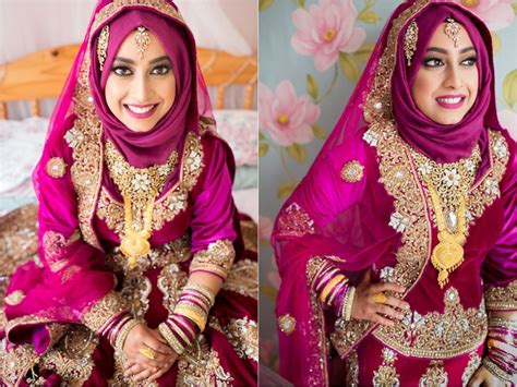 Muslim Wedding Photography by Muslim Wedding Photographer Slawa Walczak