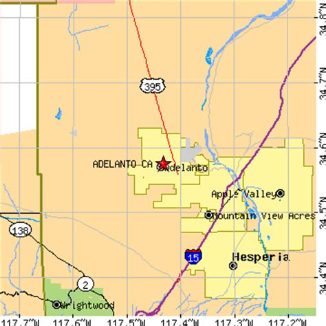 zip code map victorville ca adelanto california ca population data races