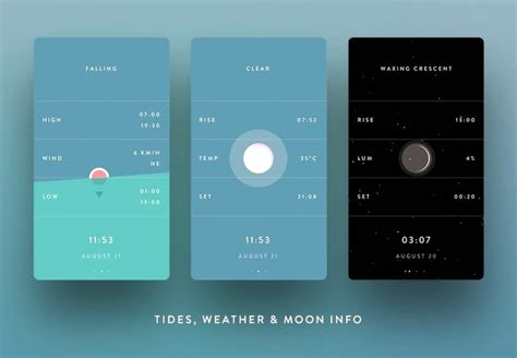 mobile interface design 10 best app ui design for your inspiration in 2017