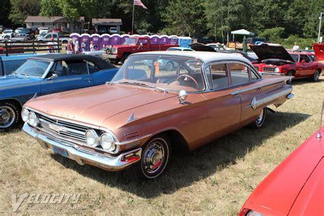 1960 chevrolet impala information and photos momentcar 1960 chevrolet impala 4d sedan information