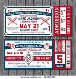 Baseball Ticket Template by Vintage Baseball Player Stock Photos Images Pictures