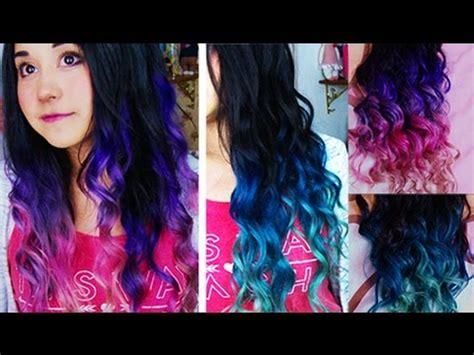 imagen d tinturas d cabello cabello de colores sin maltratarlo youtube