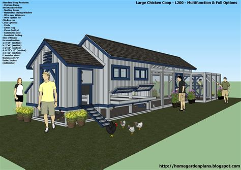 poultry housing plans home garden plans l200 large chicken coop plans how to build a chicken coop