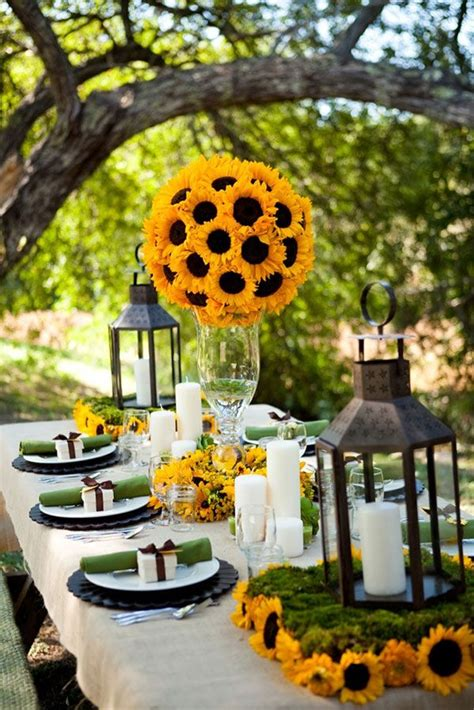 70 sunflower wedding ideas and wedding invitations deer pearl flowers