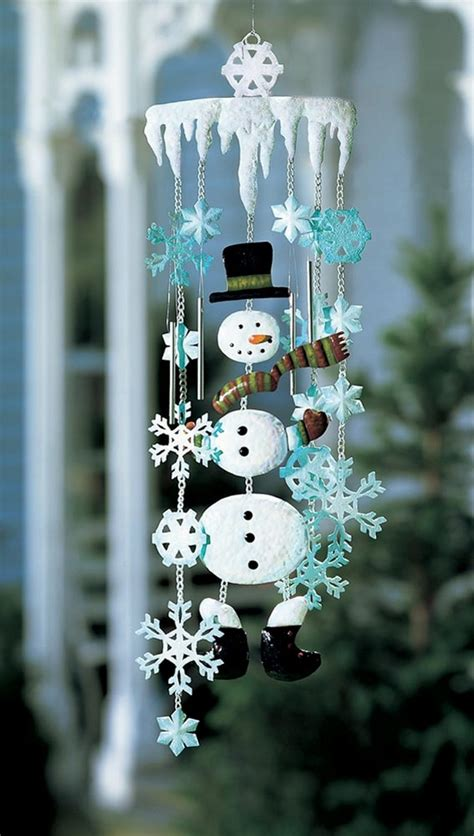 29 cool snowmen decoration ideas fun to make