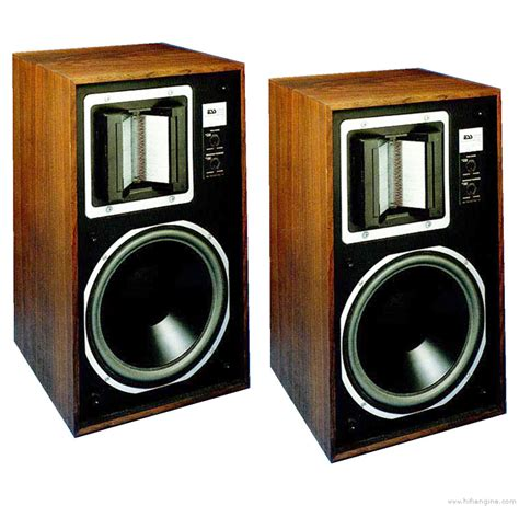 Bookshelf Construction Ess Amt 1b Manual Loudspeaker System Hifi Engine