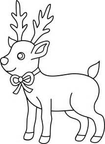 9 free printable deer coloring pages kids 2016