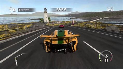 mclaren p1 crash test driveclub limited edition mclaren p1 gtr big crash part