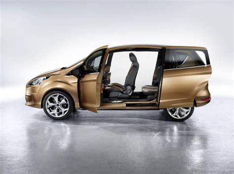 1 6 tdci titanium x 5dr ford b max new ford cars