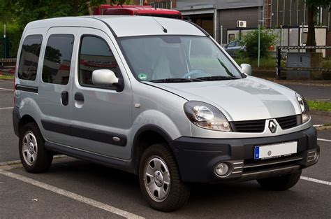 renault kangoo  kc pictures information