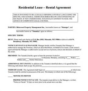 simple rental agreement template simple rental agreement 10 free documents in