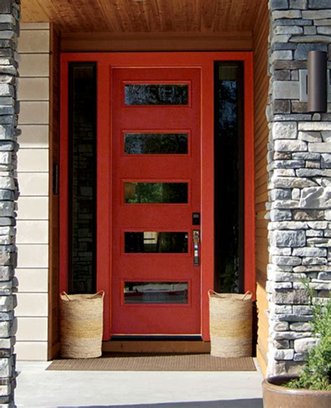 Exterior Doors Contemporary Codel Entry Systems