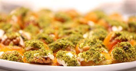nursel ile ramazan sofrası halka nursel ile ramazan sofrası kayısı tatlısı nurselin