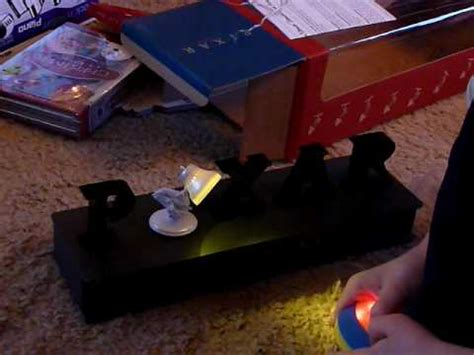 Playing With The Pixar Luxo Jr Toy From Thinkway Youtube