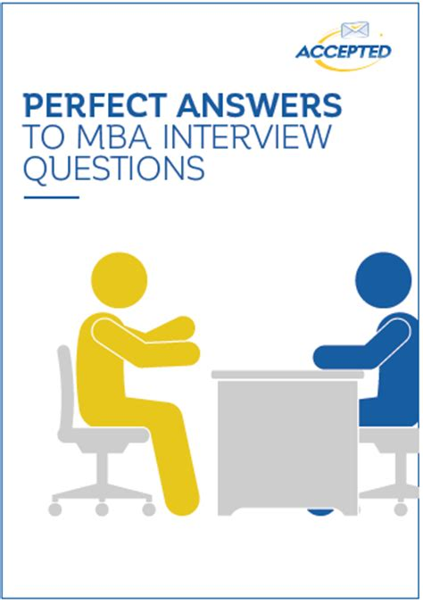 What Questions To Ask Your Mba Interviewer by Mba Archives Accepted Admissions