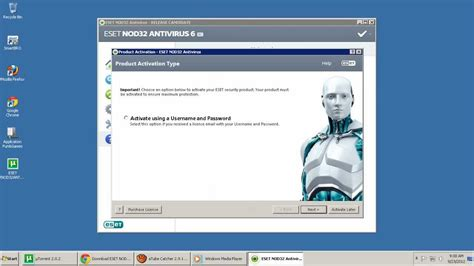 download eset nod32 full version kuyhaa eset nod32 antivirus 6 32bit with crack full youtube