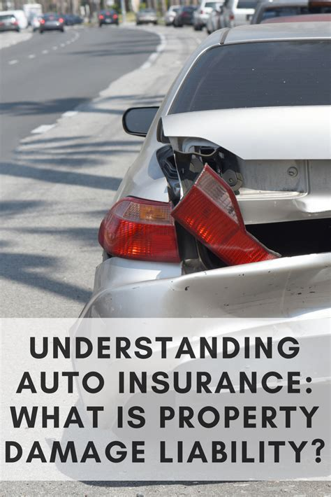 unterstand auto understanding auto insurance what is property damage