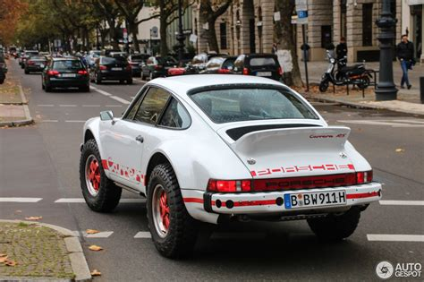 rally porsche 911 porsche 911 carrera rs rally 21 october 2017 autogespot