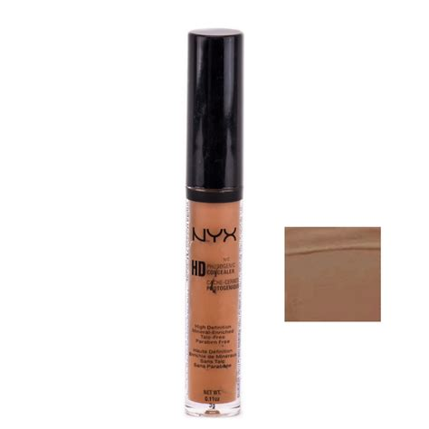 Nyx Hd Concealer Photogenic nyx hd photogenic concealer wand cw10 yellow nyx hd