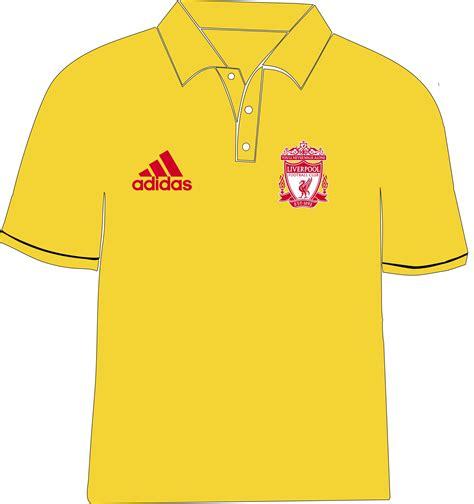 Kaos Kuning Polos kaos liverpool terbaru polo fashion dan merchandise