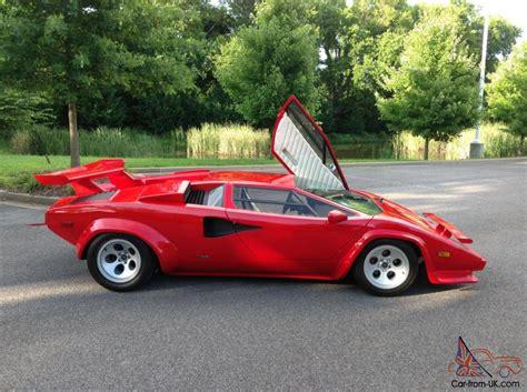 Lamborghini countach 5000s !! RARE OFFER!!!