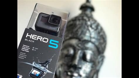 Gopro 5 Black Edition gopro 5 black edition unboxing and review 4k