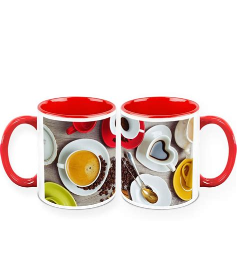 coffee mug shapes homesogood various shapes of love ceramic coffee mug set