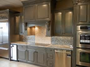 Black Glazed Kitchen Cabinets Antique White Kitchen Cabinets With Chocolate Glaze 2017 2018 Best Cars Reviews
