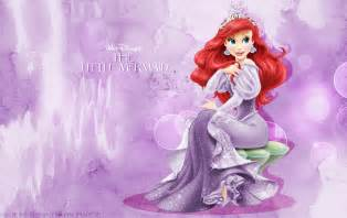 ariel disney princess hd wallpaper free download
