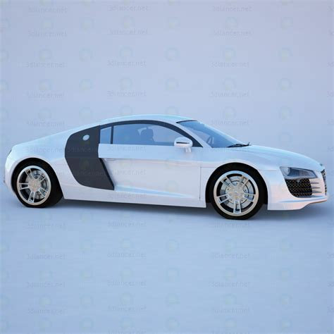 audi r models 3d model audi r8 3dlancer net
