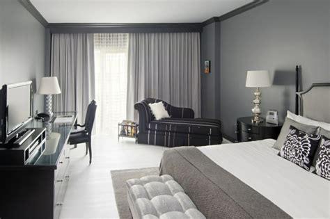 machen sie ein kleines schlafzimmer größer aussehen mehr als 150 unikale wandfarbe grau ideen archzine net