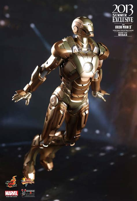 Toys Ironman 9 Special Edition New Last Stock toys iron xxi midas 2013 summer exclusive vamers store