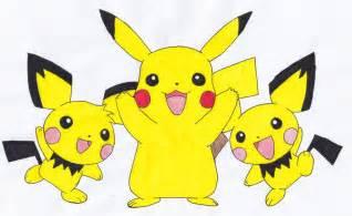 pikachu colored pichu pikachu and pichu bros by apaskins1991 on deviantart