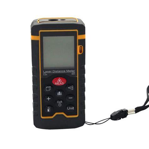 60m 197ft laser rangefinder distance meter ht 60 digital