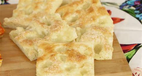 ricette di cucina di benedetta parodi ricette benedetta parodi la focaccia dolce da bake