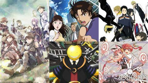 anime list on animax assasination classroom kindaichi are coming to