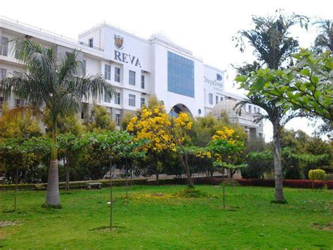 Pesit Bangalore Mba Fee Structure by Fees Structure And Courses Of Reva Institute Of Technology