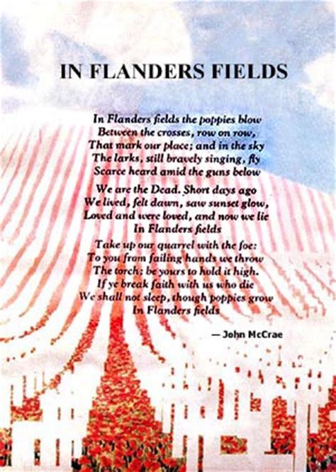 printable version of flanders fields flanders quotes like success