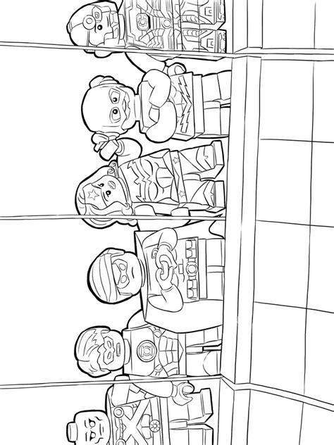 coloring pages of lego flash lego flash coloring pages free printable lego flash